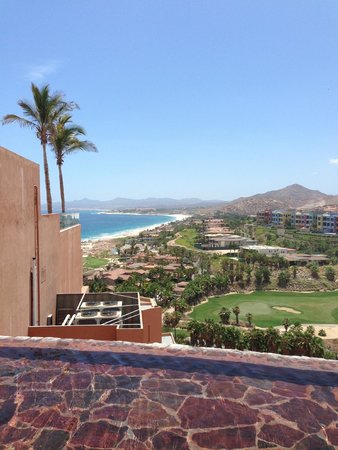 Baja Point : A view from our room