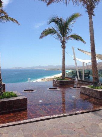 Grand Regina Los Cabos : Seating area near lobby