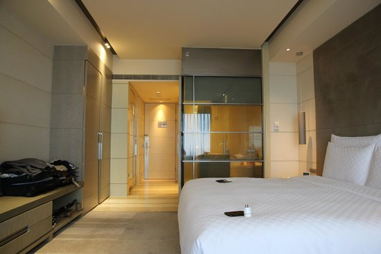 Hotel Nikko Saigon : Chambre