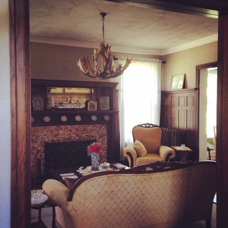Wright House: We had a wonderful stay.