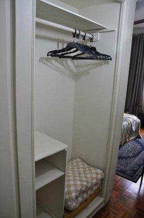 Hotel Obino: quarto!