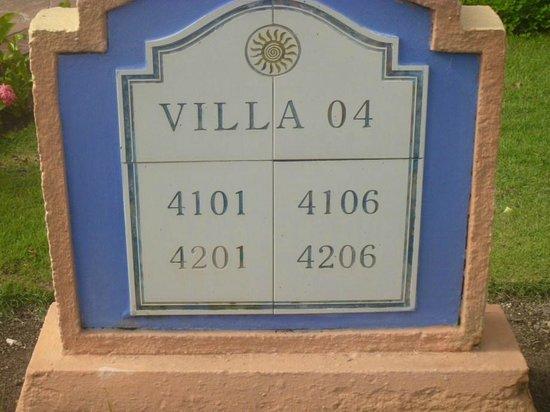 Grand Bahia Principe Bavaro: our villa