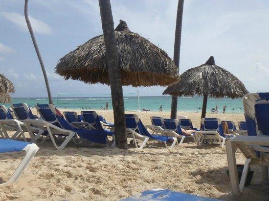 Grand Bahia Principe Bavaro: beach is amazing