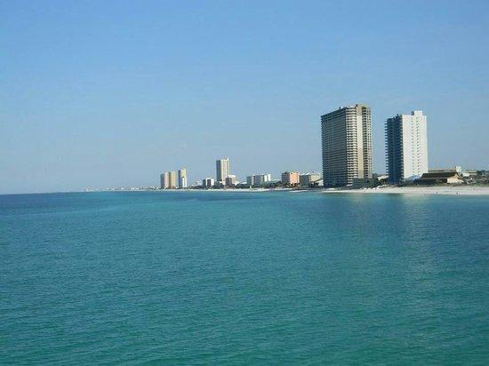 Panama City Beach branchement