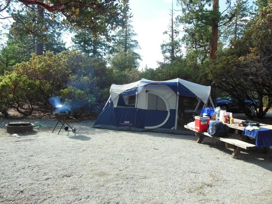 Stone Creek Campground - Site 2 - Picture of Mount San