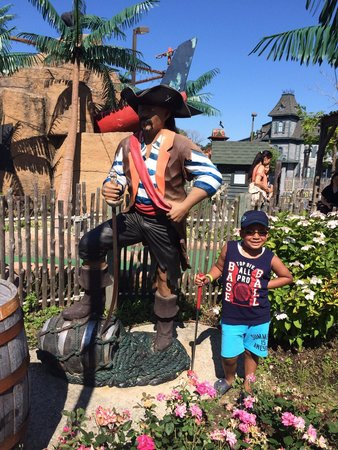Bayville Adventure Park: Captain Me