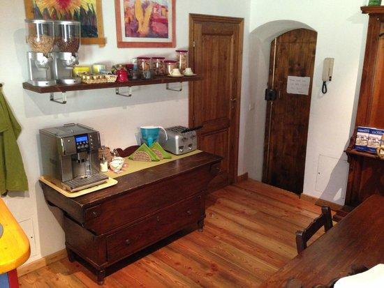 B&B Bonsignori: The kitchen