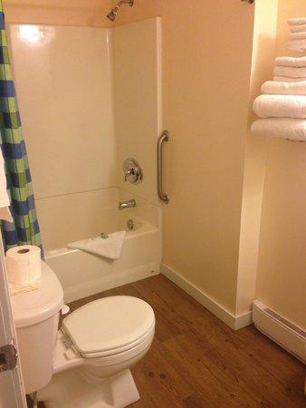 Johnny's Motel: Bathroom 1