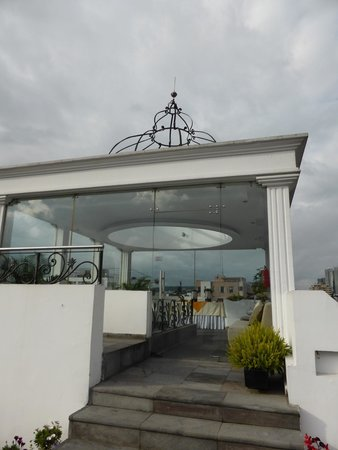 Anahi Boutique Hotel: Roof garden