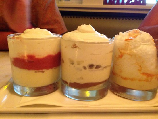 PB Boulangerie Bistro: All of the desserts are out of this world!
