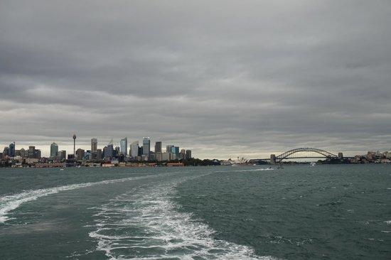 Sydney Harbour : harbour