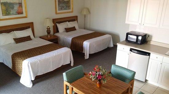 Grand Junction Palomino Inn : QQ room