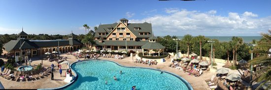Disney's Vero Beach Resort: Pool