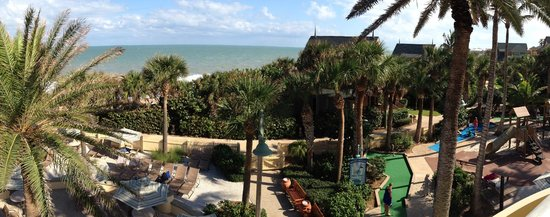 Disney's Vero Beach Resort: Beach and ground