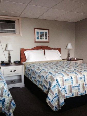 Northshore Motel : 2 queen room