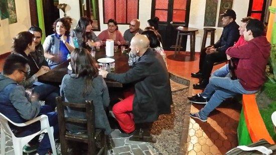 Tip Top Backpackers: Miami Teatro para todos en Tip Top