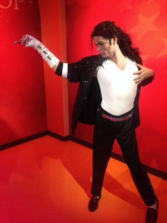 Madame Tussauds Tokyo : Michael Jackson