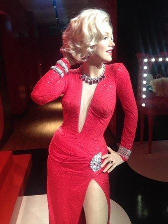 Madame Tussauds Tokyo : Marilyn Monroe
