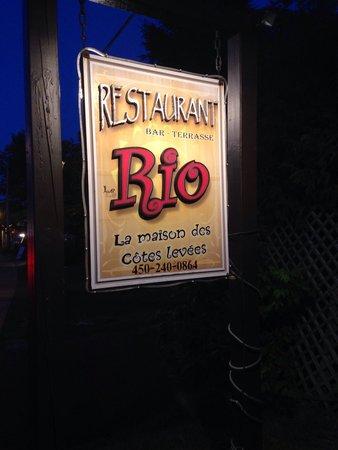 Le Rio: Stop by Rio