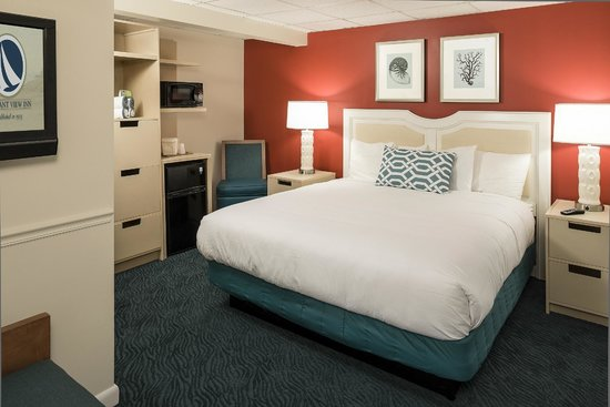 New Guest Rooms at Pleasant View Inn