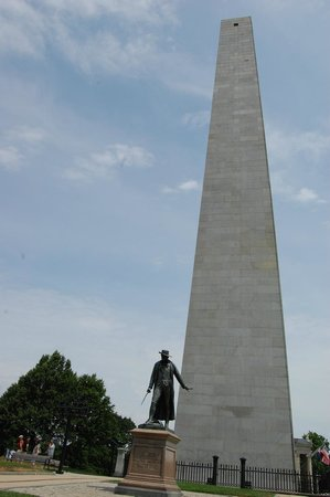 Bunker Hill Monument: Bunker Hill