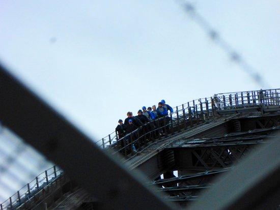 Harbour Bridge : bridge climb