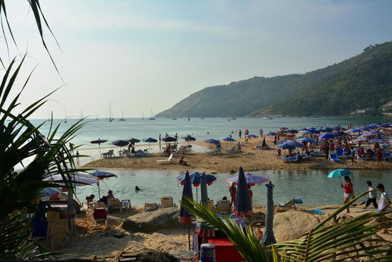 Andaman Sea Club Sailing Charters : beach stop