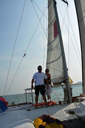 Andaman Sea Club Sailing Charters: honeymoon bliss!