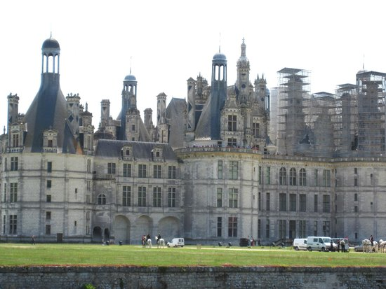 Château de Chambord : Chambord