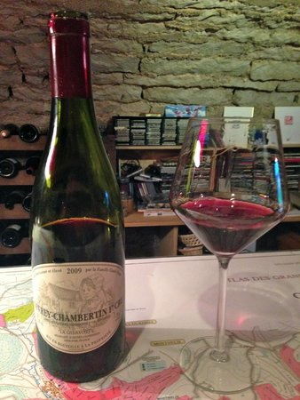 Les Caves de l'Abbaye : tasting a Premier Cru - You will taste at least 6 wines
