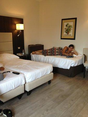 FH Grand Hotel Palatino: Comfy!