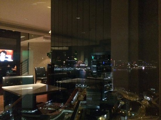 JW Marriott Hotel Hong Kong: View from Lounge 2
