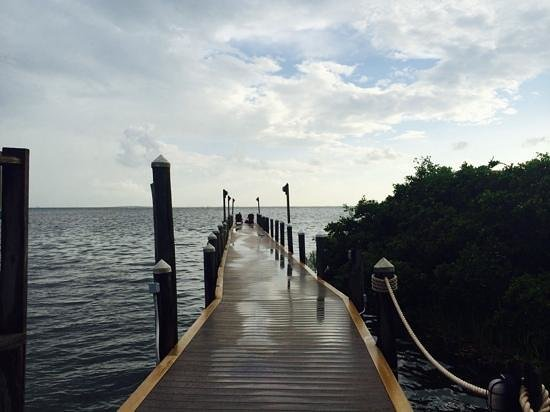 Grand Hyatt Tampa Bay: casita pool area