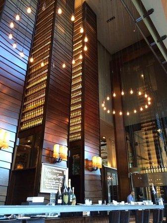 Hilton Sydney: Spannendes Restaurant