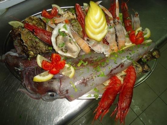 Ristorante L'Aragosta : pescato fresco