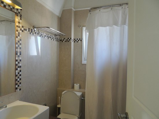 Orizontes Hotel & Villas : Baño