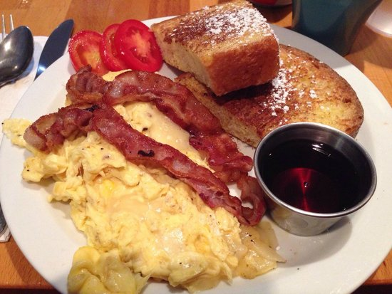 Ants Pants Cafe: Breakfast: The Lot.