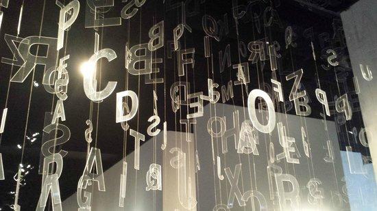 Museu da Lingua Portuguesa: Entrada