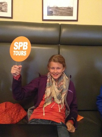 SPB Tours : Lunch stop