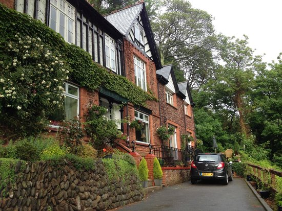 The Heatherville Hotel: The Heatherville, Lynmouth