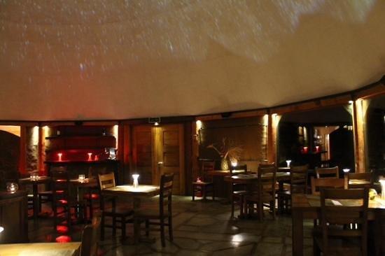 Observatorio Pailalen : restoran pailalen