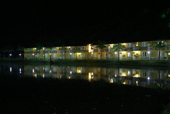 Vassouras Eco Resort: Vista do Lago