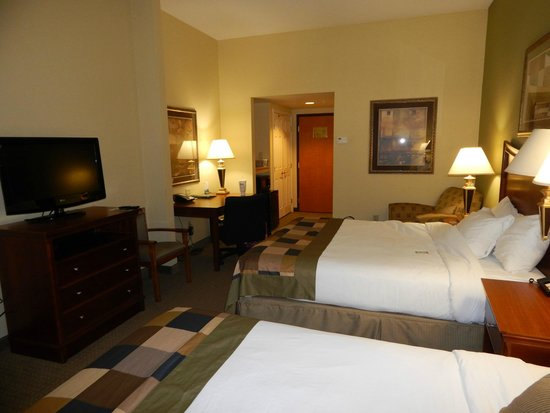 Wingate By Wyndham Champaign: Room - 2 Queens