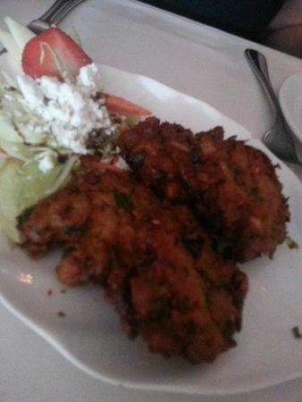 Savera Indian Cuisine: Vegetable Pakora