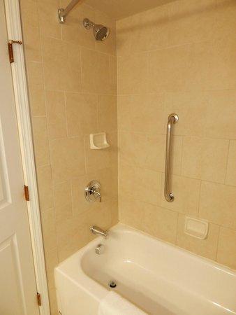 Wingate By Wyndham Champaign: Bathroom