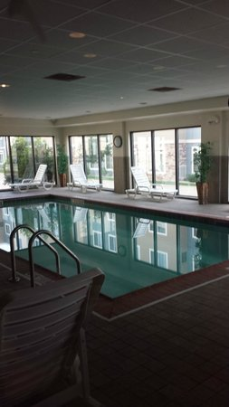 Wingate By Wyndham Champaign: Indoor pool