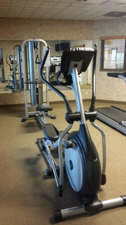 Wingate By Wyndham Champaign: Fitness center