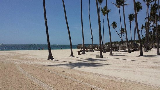 Paradisus Palma Real Golf & Spa Resort: Gorgeous view of the beach