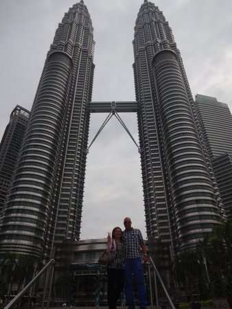 Shajasa Travel and Private Day Tours: Petronas Twin Towers Kuala Lumpur