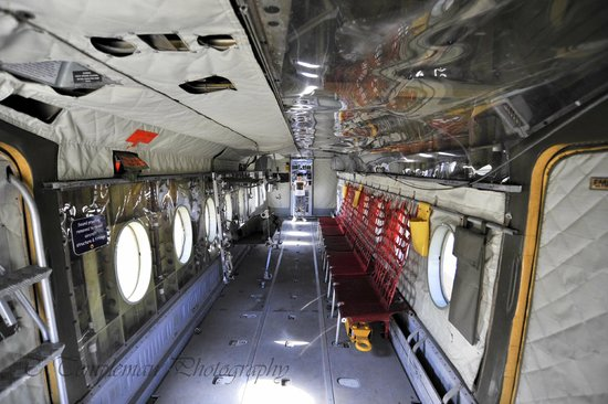 Queensland Air Museum: Carabu